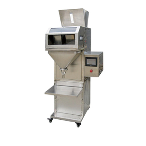Electronical Quantitative Weigher-02B 双秤斗颗粒称量机